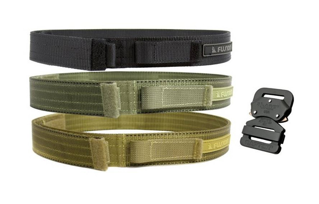 Fusion Trouser Belt Type F Interchangeable Belt Kit TB-F