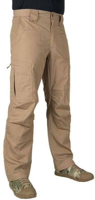 LA Police Gear Atlas™ Men's Tactical Pant with STS - Coyote
