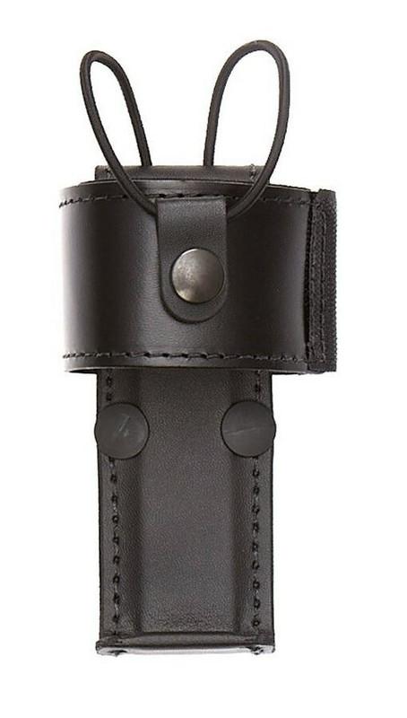 Aker Model 588U Universal Radio Holder black plain front profile