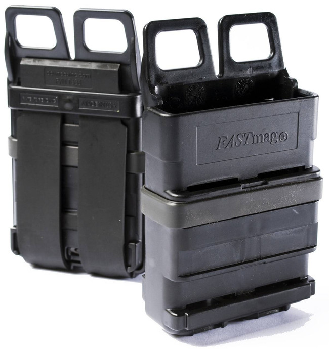 ITW Military Products Black FastMag Gen IV / MOLLE-PALS MOLLE-PALS
