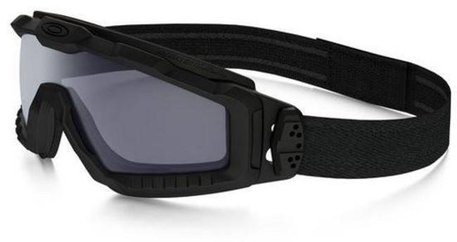 Oakley SI Ballistic HALO Goggles - Matte Black with Prizm TR45 Lens OO7065-02 888392162656
