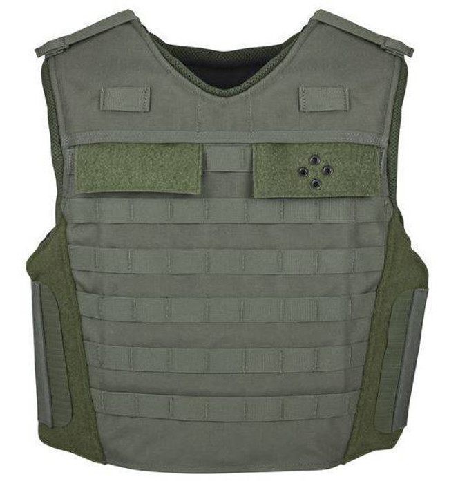 Second Chance Body Armor Tactical Assault Carrier TAC Modular Webbing - Sheriff Patch TAC1-MWB-SHER