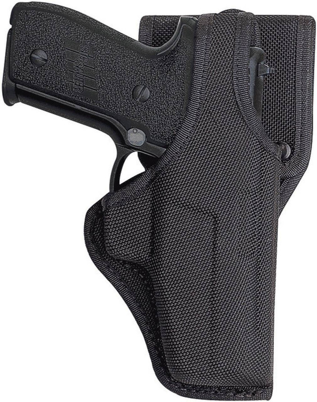 Bianchi 7115 AccuMold Vanguard Mid-Ride Duty Holster 7115