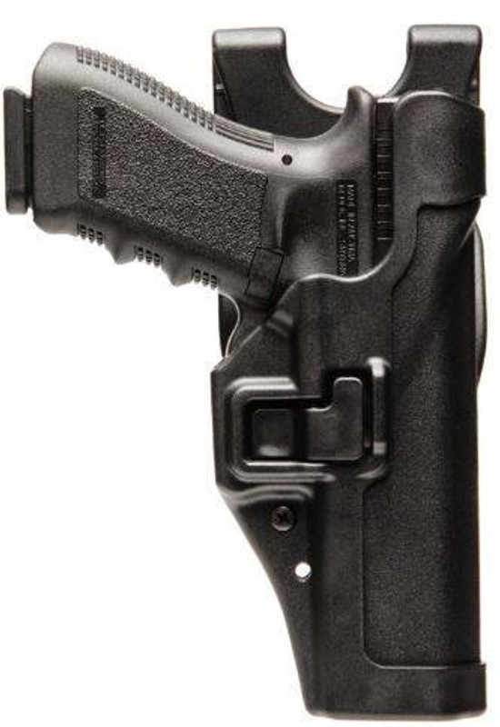 Blackhawk Serpa L2 Duty Holster side glock
