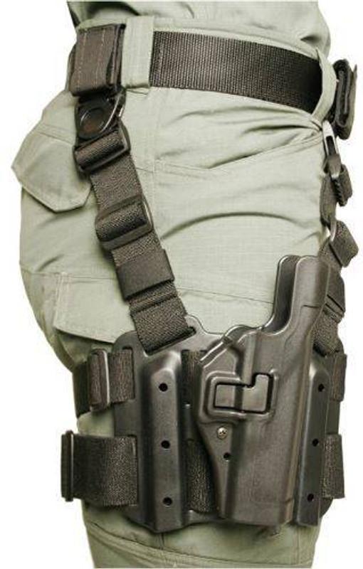 Blackhawk Level 2 Tactical SERPA Holster SERPA