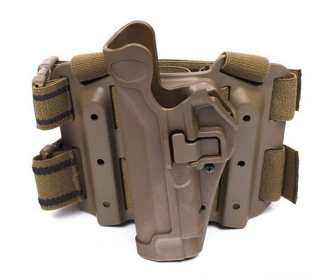 Blackhawk SERPA L2 Tactical Holster coyote tan