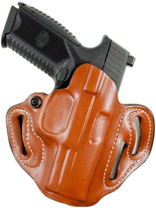 DeSantis Gunhide Leather Speed Holster 002-D
