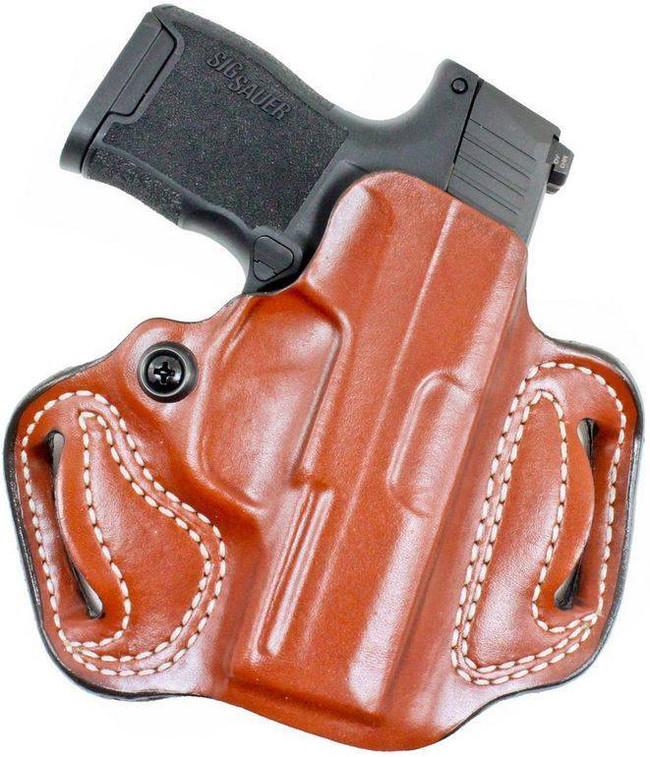 DeSantis Gunhide Mini Slide Leather Belt Holster 086-DE