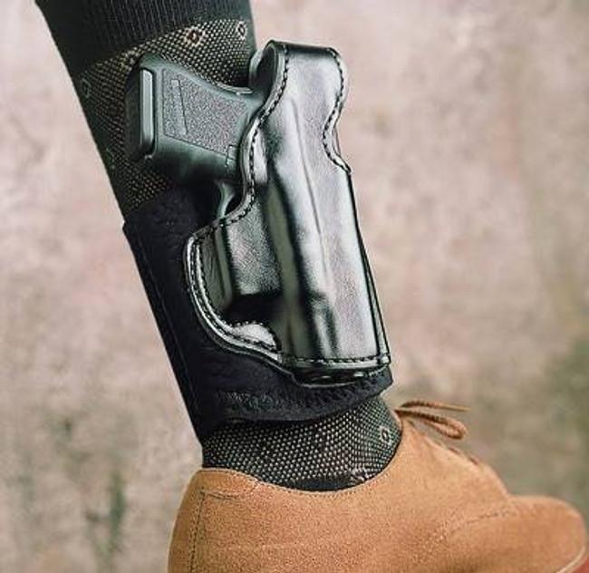 DeSantis Gunhide Die Hard Ankle Rig 014-DE