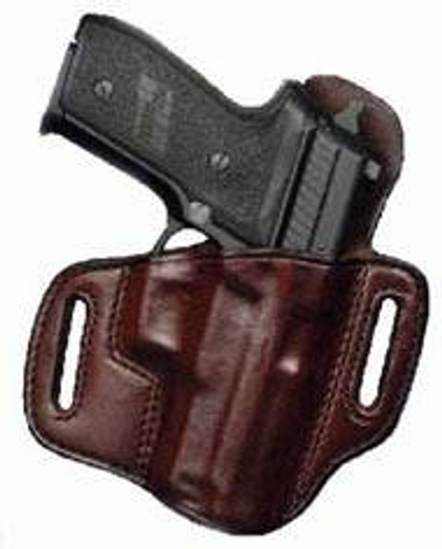 Don Hume Leathergoods H721 Open Top Holster with Body Shield - H721OT-J336101L H721OT-J336101L