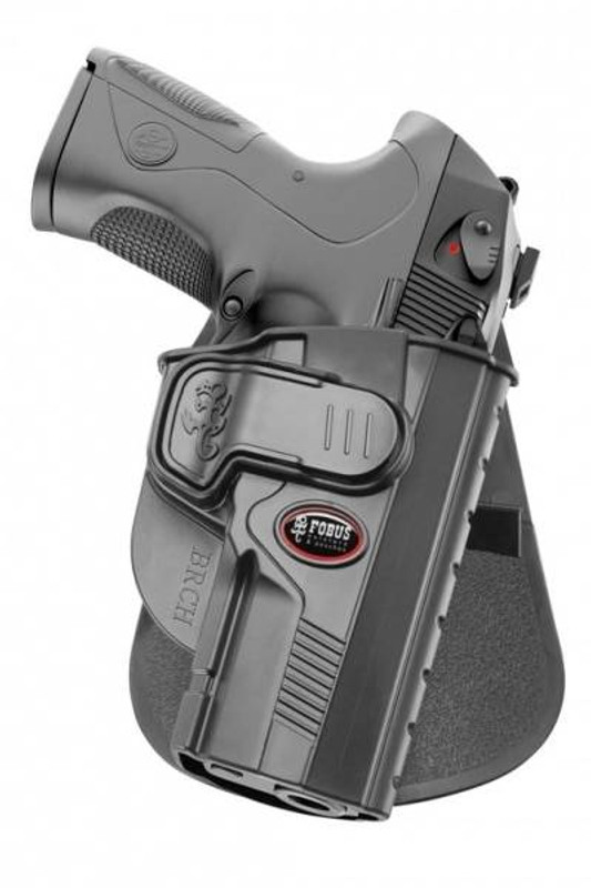 Fobus Holsters CH Rapid Release Level 2 Roto Paddle Holster - PADDLE-HKCHRP PADDLE-HKCHRP 676315030379