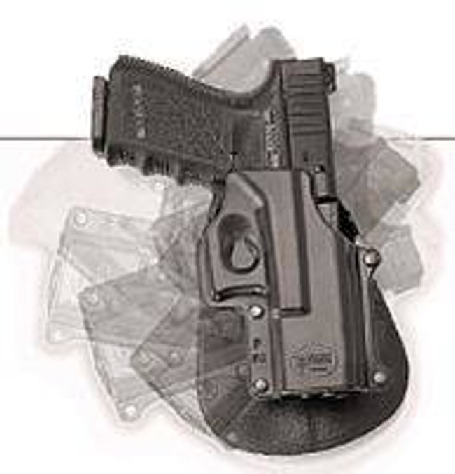 Fobus Holsters Right Hand Roto-Holster - Roto-Paddle - RH-ROTO-SP11BRP RH-ROTO-SP11BRP