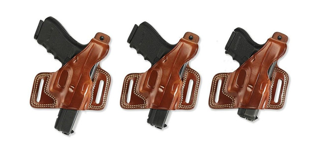 Galco Silhouette High Ride Belt Holsters