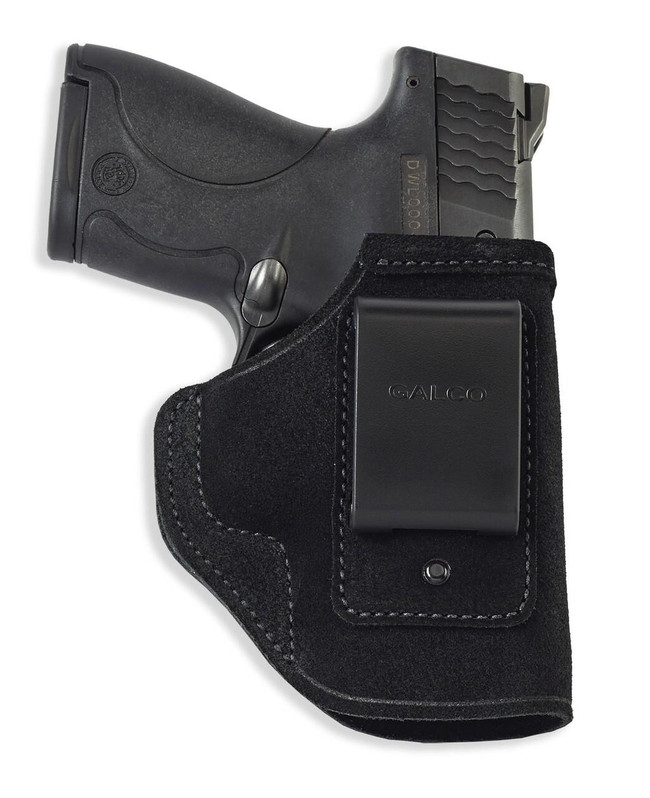 Galco Stow-n-Go Inside the Pants Holster black clip