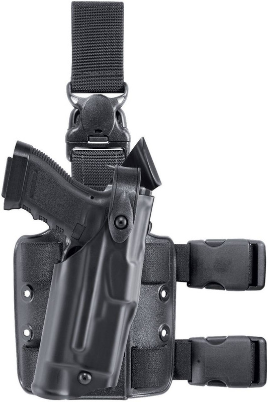 Safariland 6305 ALS/SLS Tactical Holster with Quick-Release Leg Strap 6305