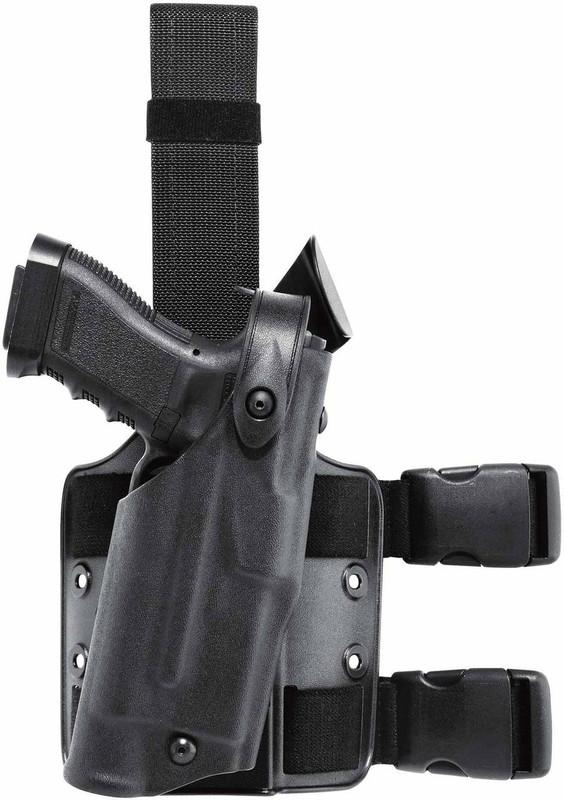 Safariland 6304 ALS/SLS Drop-Rig Tactical Holster 6304