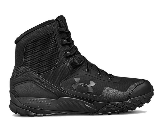 Under Armour Men's Valsetz RTS 1.5 Tactical Boots black right side