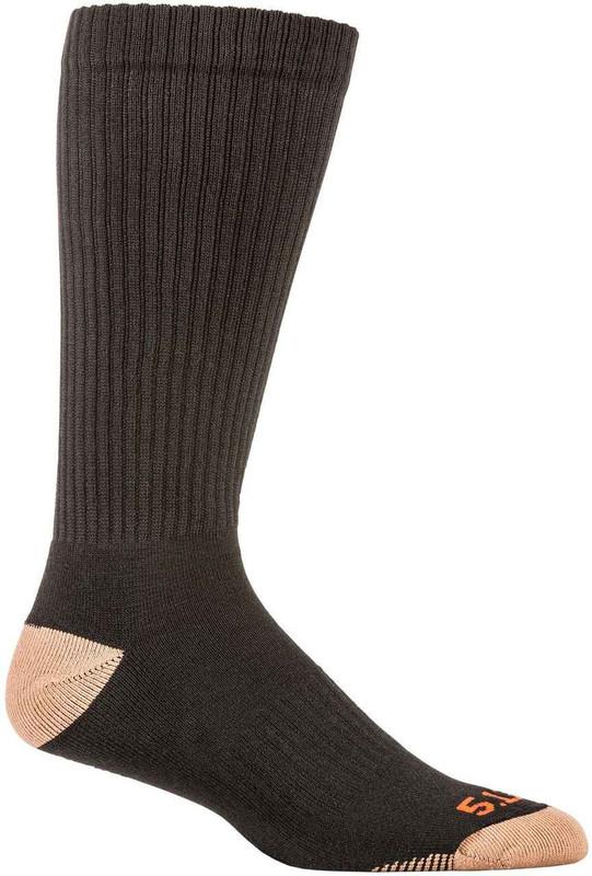 5.11 Tactical Cupron OTC Sock 3-Pack 10038 10038