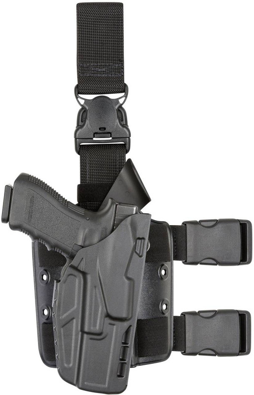 Safariland 7385 7TS ALS OMV Tactical Holster w/ Quick Release 7385