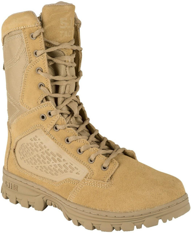 """5.11 Tactical EVO 8"""" Side Zip Desert Boot"""