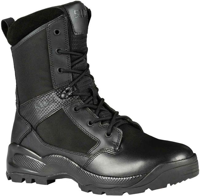 5.11 Tactical Mens ATAC 2.0 8 Side Zip Black Boot 12391 12391