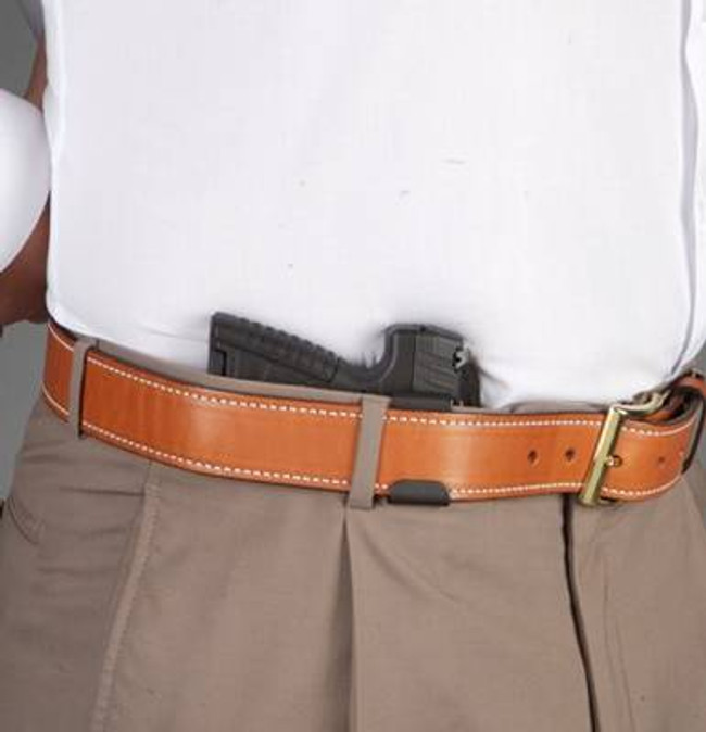 DeSantis Gunhide Invisible Agent Holster with Clip or Loop 005-DE