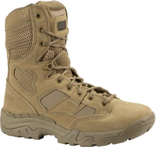 5.11 Tactical Mens Taclite 8 Coyote Boot 12031 12031