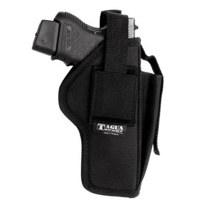 Tagua Gunleather Nylon Holster with Magazine Carrier NYLM