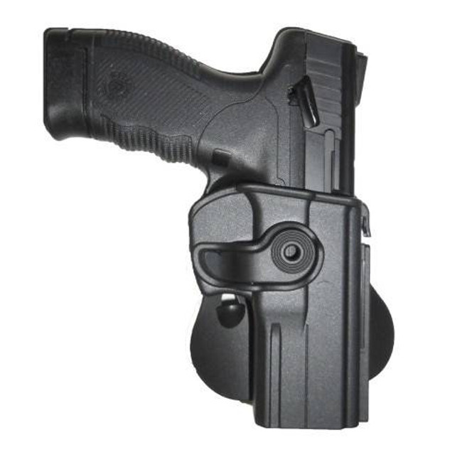 Tagua Gunleather Push Button Lock Style Holster - ZPBH-075 ZPBH-075 889620100402