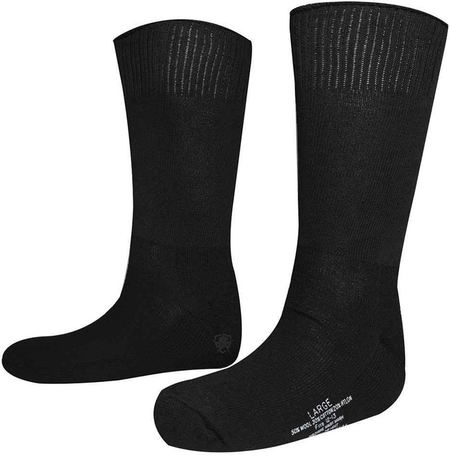 5ive Star Gear Cushion Sole Socks black