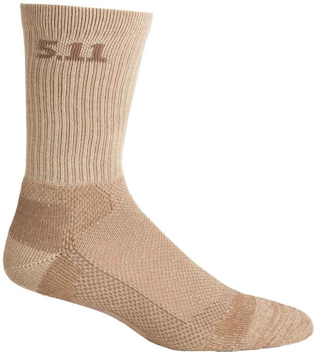 5.11 Tactical Coyote Brown Socks 59047/59048 SOCKSCB