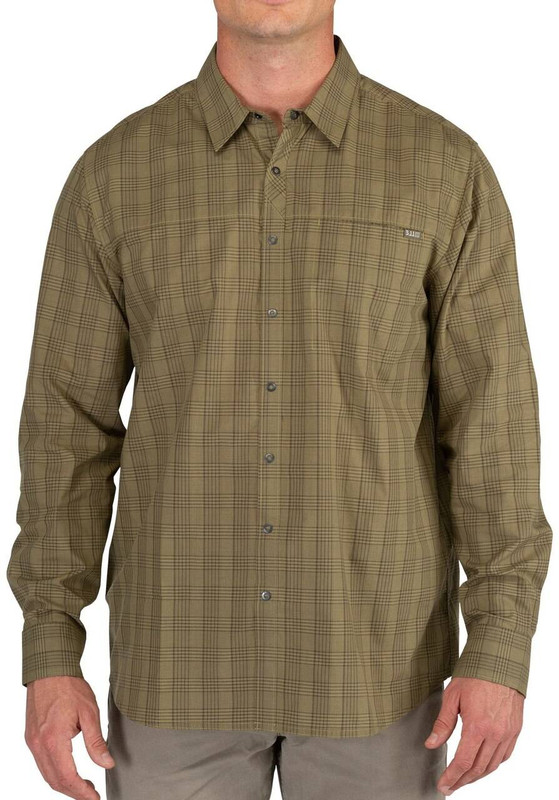 5.11 Tactical Mens Echo Long Sleeve Shirt 72494 72494