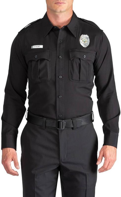 5.11 Tactical Mens Flex-Tac Poly/Wool Class A Long Sleeve Shirt 72487 72487