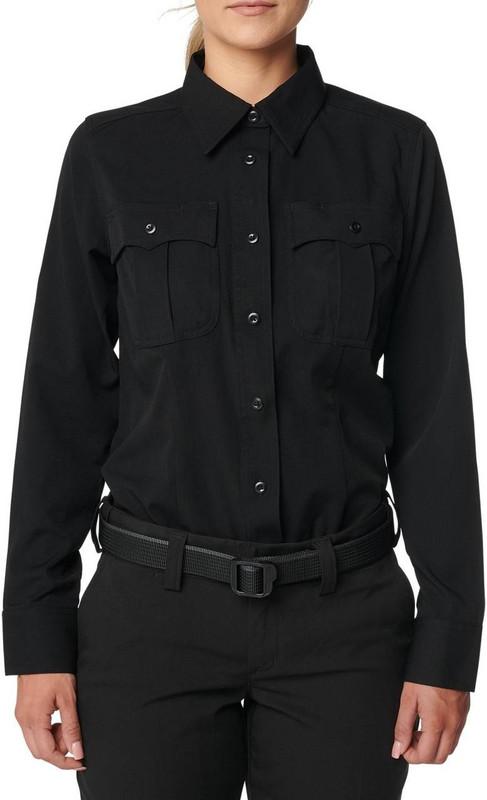 5.11 Tactical Womens Flex-Tac Poly/Wool Twill Class A Long Sleeve Shirt 62393 62393