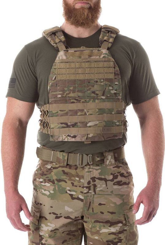 5.11 Tactical Multicam TacTec Plate Carrier 56385 56385 888579149852