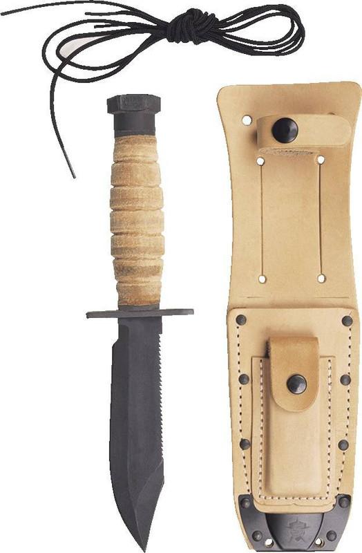 5ive Star Gear GI USAF Survival Knife with Sheath 5605000 71721061502