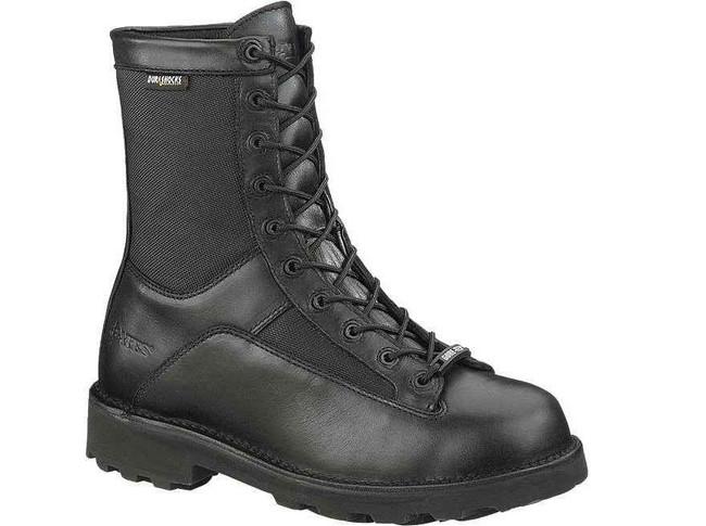 Bates Footwear 8 DuraShocks Side Zip Lace-to-toe 3140 3140