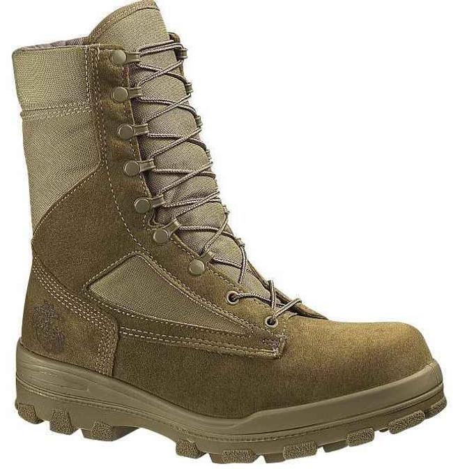 Bates Footwear DuraShocks USMC Hot-Weather Desert Boot 30501 30501