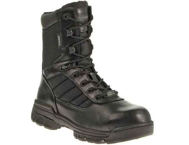 Bates Footwear Enforcer Series Ultra-Lites 8 Composite Safety Toe Side Zip Boot 2263 2263