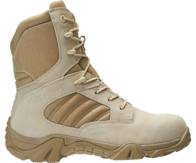 Bates Footwear GX 8 Desert Composite Side Zip Boot 2276 2276