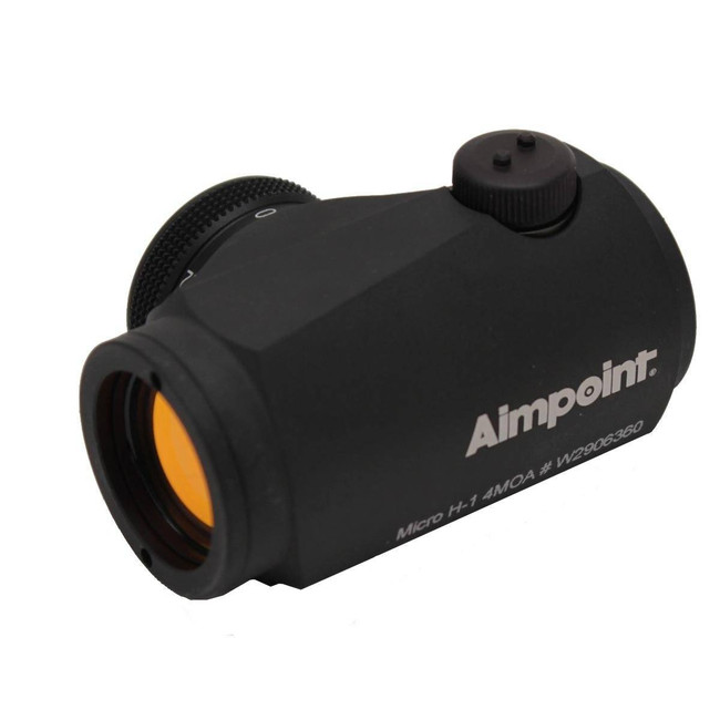Aimpoint Micro H-1 4 MOA Red Dot Sight No Mount 12526 7350004382422