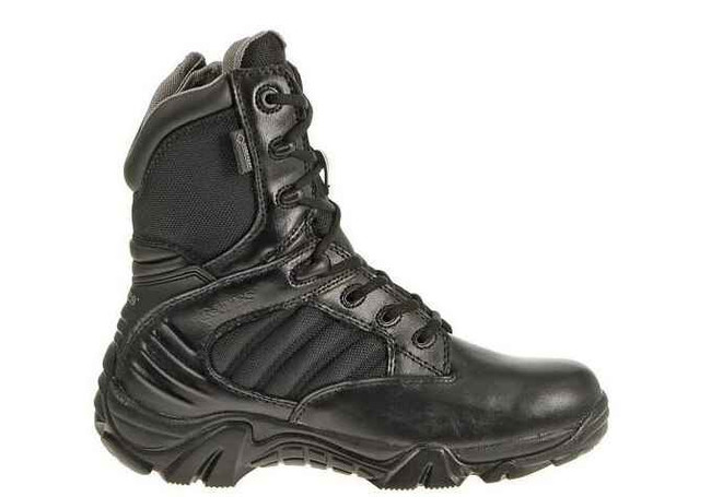Bates Footwear Mens GX-8 Side Zip Boots 2268 2268