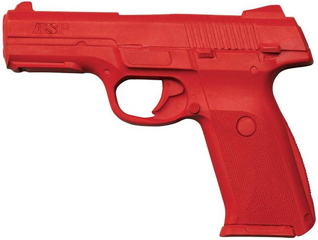 ASP Products Ruger SR9 Red Gun 07350 092608073500