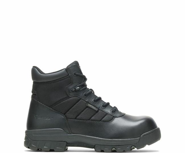 "Bates Footwear Enforcer Series Ultra-Lites 5"" Composite Safety Toe Side Zip Boot 2264"
