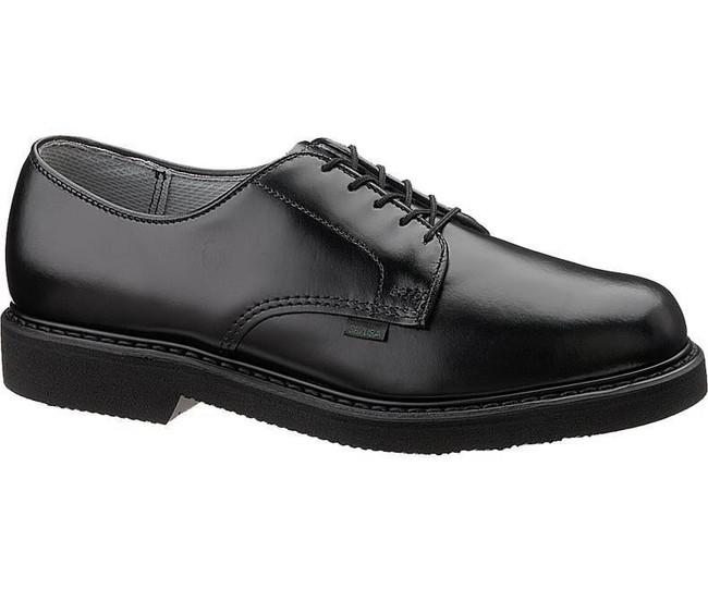 Bates Mens Lites Black Oxford 00056