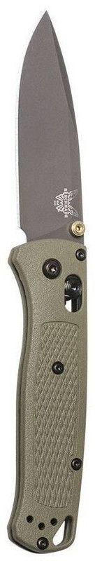 Benchmade 535 Bugout Gray Folding Knife 535GRY