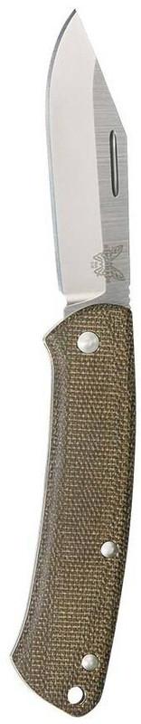 Benchmade 318-1 Proper Folding Knife 318-1 610953148089