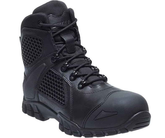 Bates Black Shock FX Composite Toe Boot E07076