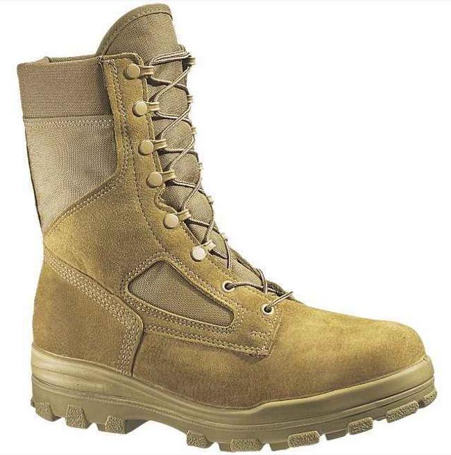 Bates Footwear Mens DuraShocks Steel Toe Boot E70701