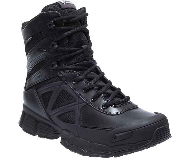 Bates Mens Velocitor Side Zip Waterproof Boot E04034